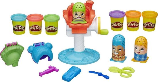 playdoh kapper speelset