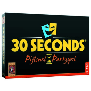 30 Seconds New Edition