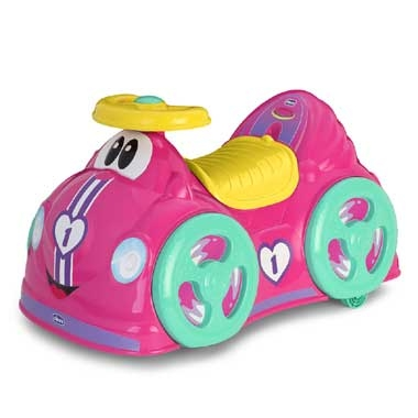 Chicco All Around loopauto – roze
