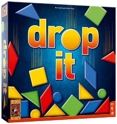 Drop it – bordspel