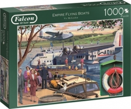 Falcon Empire Flying Boats1000