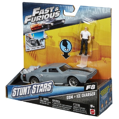 Fast and Furious 8 Basic Stunt Stars