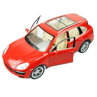 Op afstand bestuurbare auto Racetin Porsche Cayenne 1:16