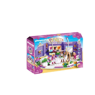 PLAYMOBIL City Life ruitersportwinkel 9401