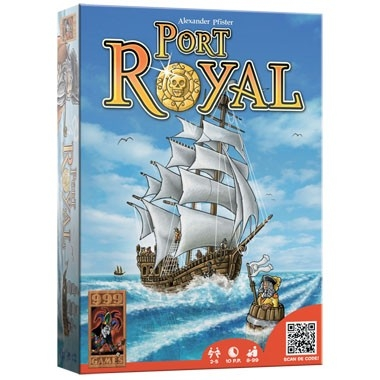 Port Royal – bordspel