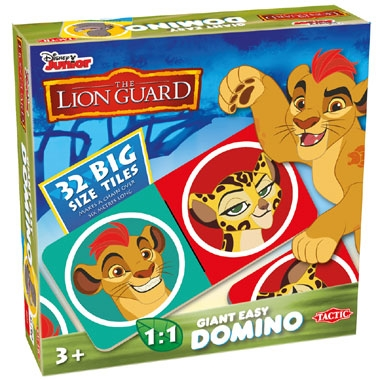 Tactic Disney De Leeuwenwacht Giant Easy domino