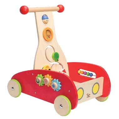 Wonder walker loopwagen
