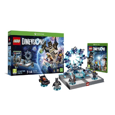 Xbox One LEGO Dimensions starterpack